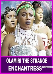 OLAMIRI THE STRANGE ENCHANTRESS