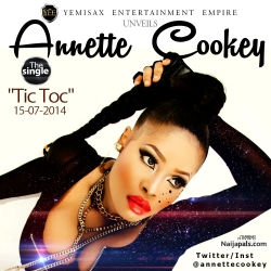 Tic Toc by Anette Cookey