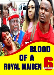 BLOOD OF A ROYAL MAIDEN 6