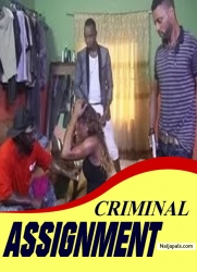 CRIMINAL ASSIGNMENT