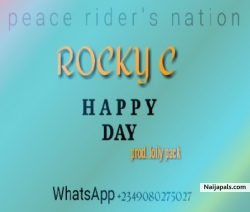 Happy Day by Rocky C