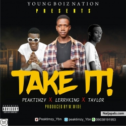 Take it by Peaktimzy ft Lerryking ft Taylor