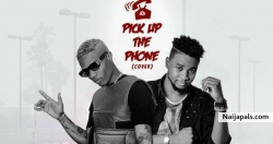 Pick up the Phone by Wizkid x kueiQu Afro