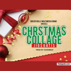 CHRISMAS COLLAGE by Jigs Gatis