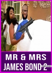 Mr & Mrs James Bond 2