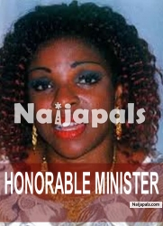 Honorable Minister
