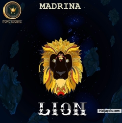 Lion by Madrina (Cynthia Morgan)