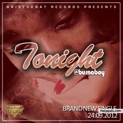 Tonight by Burna Boy