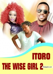 ITORO THE WISE GIRL 2