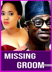 MISSING GROOM