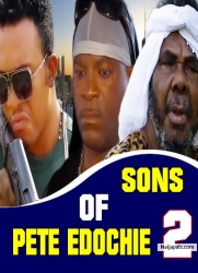Son's Of Pete Edochie  2