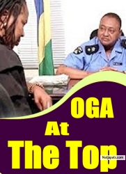 OGA At The Top
