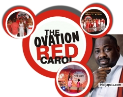 Higher (Ovation Red Carol)