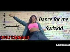 Dance For Me by Swizkid