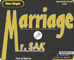 Marriage by Mr. SAK