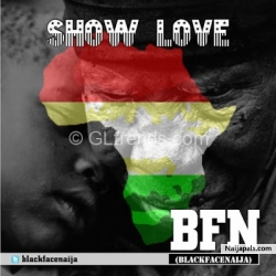 Show love by Blackface