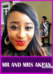MR AND MRS AKPAN