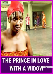 THE PRINCE IN LOVE WITH A WIDOW