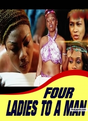 FOUR LADIES TO A MAN