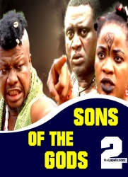 SONS OF THE GODS 2
