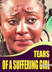 TEARS OF A SUFFERING GIRL