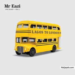 Lagos Gyration by Mr Eazi ft. Lady Donli