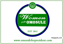 Nigerian Women for Omosule for President of Nigeria 2015