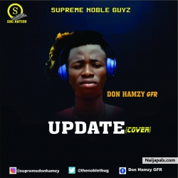Update (Cover) by Don Hamzy GFR