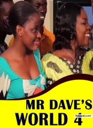 MR DAVE'S WORLD 4