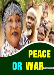 Peace Or War
