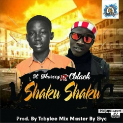 Shaku Shaku Ft C Black by St. Whareez