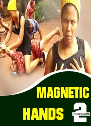 MAGNETIC HANDS 2