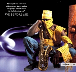 never far away by lagbaja