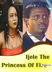 Ijele The Princess Of Fire