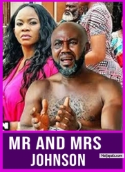 MR AND MRS JOHNSON