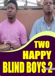 TWO HAPPY BLIND BOYS 2
