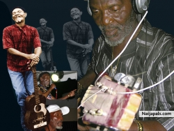 Eko akete (agidigbo blues) by Fatai rolling dollar