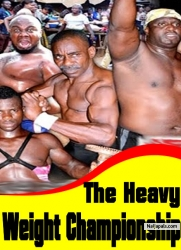 The Heavy Weight Championship Season 3