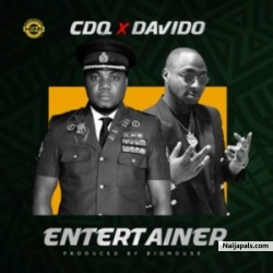 Entertainer by CDQ ft Davido