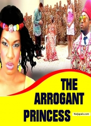 THE ARROGANT PRINCESS