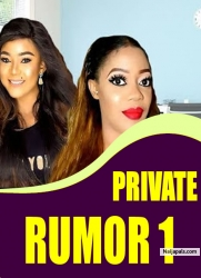PRIVATE RUMOR 1