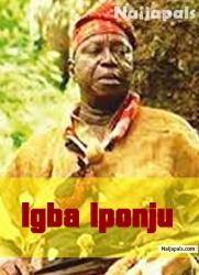 Igba Iponju