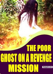 THE POOR GHOST ON A REVENGE MISSION