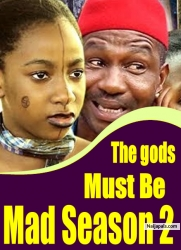 The gods Must Be Mad Season 2