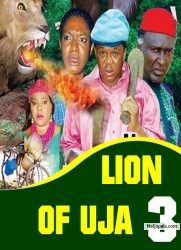 Lion Of Uja 3