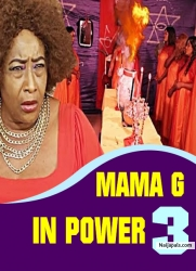 MAMA G IN POWER 3