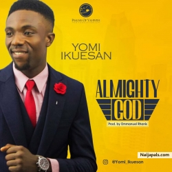 Almighty God by Yomi Ikuesan