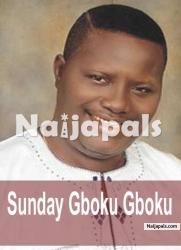 Sunday Gboku Gboku