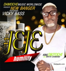 Jeje by King Obotoche ft Vicky Base