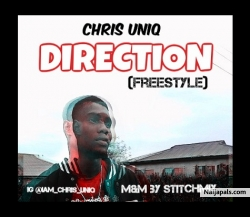 Direction (freestyle) by Chris uniq